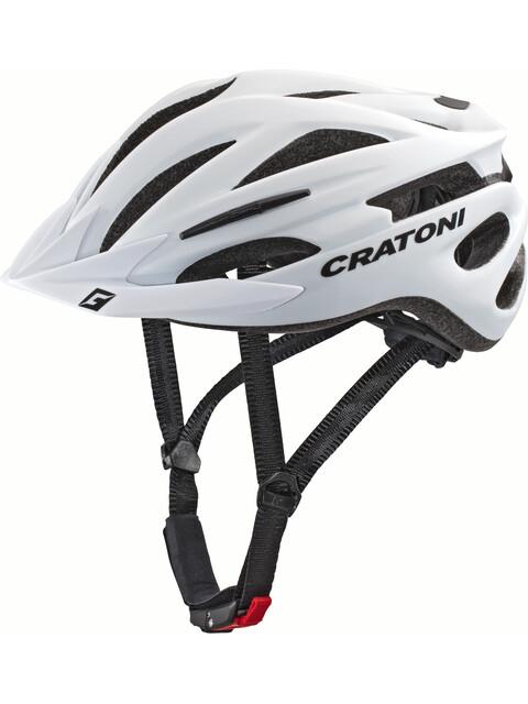Cratoni Pacer - Casque de vélo - blanc